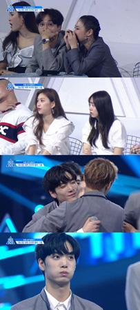 韓国Mnetの国民的ボーイズグループ育成番組「プロデュース101 シーズン2」に練習生として出演したボーイズグループ「NU'EST」メンバーのキム・ジョンヒョン(JR)の脱落に誰もが驚いた。(提供:OSEN)