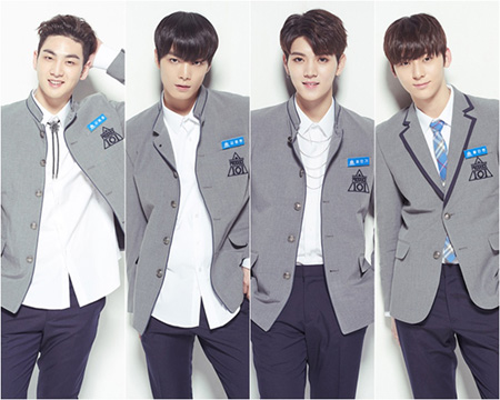 韓国アイドルグループ「NU'EST」側がメンバーの休息後、カムバック準備に突入する。