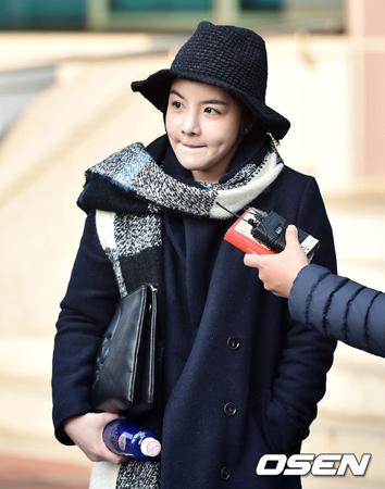 韓国の芸能情報トーク番組が、放送内容のせいで自殺を図ろうとしたタレントのエイミに公式謝罪をした。(提供:OSEN)