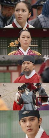 ドラマ「君主-仮面の主人」より(提供:OSEN)