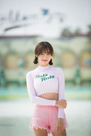 女優チョン・ヘソン、オンラインショッピングモールのモデルに抜てき(提供:OSEN)