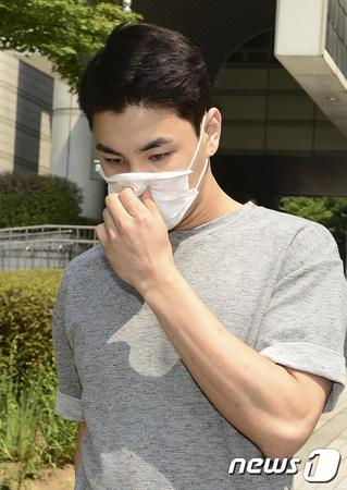 「男女共学」出身の俳優チャ・ジュヒョクに実刑 「薬を止めた後に酒飲んで事故…申し訳ない」(提供:news1)