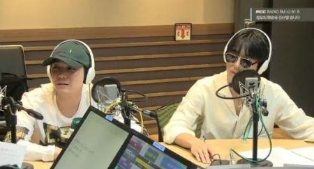 「FTISLAND」のイ・ホンギが、MBC FM4U「正午の希望曲キム・シニョンです」で「2007年は僕たちが彗星だった」と語った。(提供:OSEN)