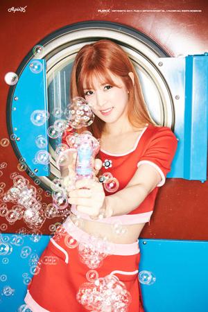 韓国ガールズグループ「Apink」のチョロンのティーザーが公開され、メンバー別のティーザー公開の最後を飾った。(提供:OSEN)