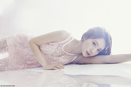 韓国ガールズグループ「STELLAR」新メンバーのソヨンが、新曲ティーザー画像を公開した。(提供:OSEN)
