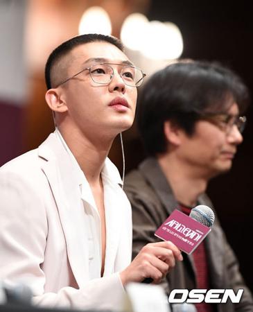 韓国俳優ユ・アイン(30)側が兵役免除判定を受けたと明らかにした。ユ・アインの所属事務所UAAが27日、公式立場を通して伝えた。