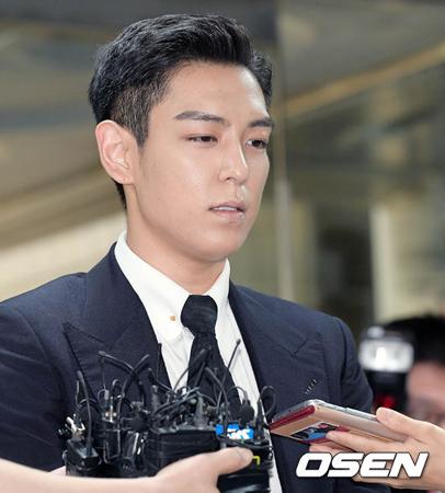 韓国の人気グループ「BIGBANG」T.O.P(29)が大麻に関するすべてを認めた。