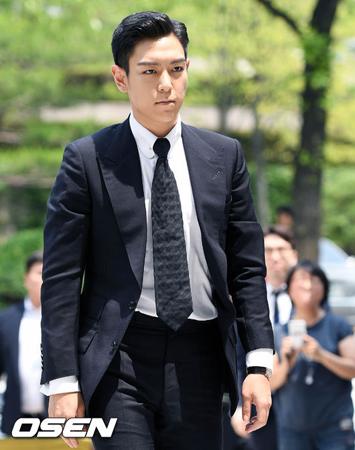 「BIGBANG」T.O.Pに科された追徴金1万2000ウォン(約1200円)の意味とは? (提供:OSEN)