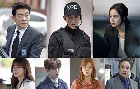 韓国tvNの新ドラマ「クリミナル・マインド」が、俳優ソン・ヒョンジュ、イ・ジュンギ、女優ムン・チェウォンらドリームチームを結成し、2017年一番熱いドラマの誕生を知らせた。(提供:OSEN)