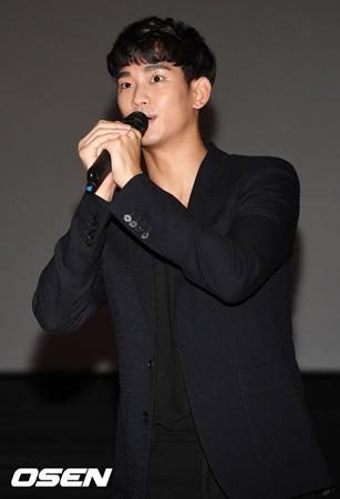 映画「リアル」キム・スヒョン、「解釈するのは難しいが、魅力を満喫してほしい」(提供:OSEN)