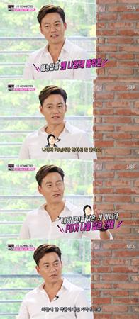 韓国俳優イ・ソジン(44)が、ナ・ヨンソクPDとの仲の良さを明かした。(提供:OSEN)