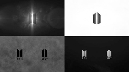 「防弾少年団」、新たなシンボル&ロゴを公開(提供:OSEN)