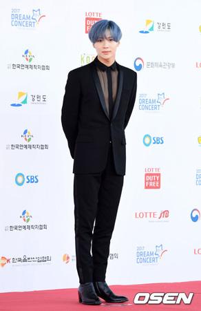 【公式】「SHINee」テミン、韓国で初ソロコンサートを計画中(提供:OSEN)