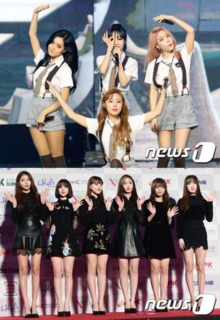 「MAMAMOO」・「GFRIEND」、バラエティ「週刊アイドル」に同伴出演(提供:news1)