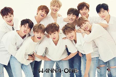 「Wanna One」が団体プロフィール写真を公開した。(提供:OSEN)