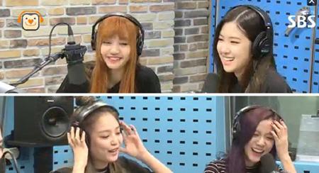 韓国ガールズグループ「BLACKPINK」(YGエンタ所属)がJYPエンタ所属の「TWICE」、「GOT7」と親しい仲であることを明かした。(提供:OSEN)