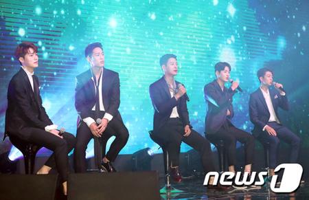 韓国の俳優グループ「SURPRISE U(サプライズユー)」がデビュー後の目標を発表した。
