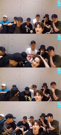 韓国ボーイズグループ「EXO」が、新曲への期待を高めた。(提供:OSEN)