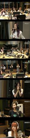 韓国ガールズグループ「BLACKPINK」が、ラジオ番組で様々な魅力を放った。(提供:OSEN)