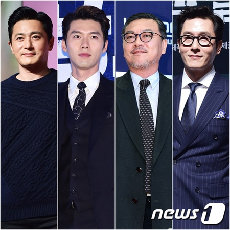 俳優ヒョンビン-チャン・ドンゴン、映画「猖獗(チャングォル)」で共演が濃厚