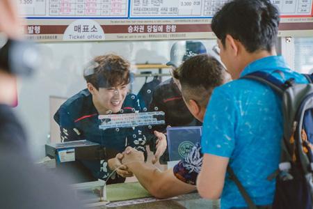 「EXO」SUHO&CHANYEOL、バラエティ「一食ください」に出撃(提供:news1)