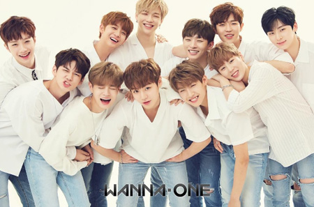 「Wanna One」、26日の「週刊アイドル」収録に参加(提供:OSEN)