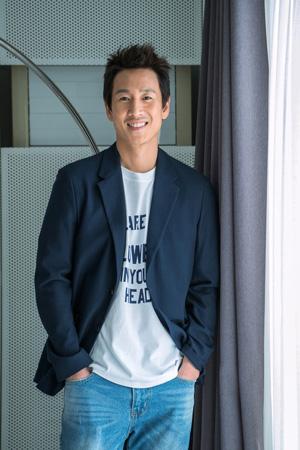 韓国俳優イ・ソンギュンが映画「PMC」(原題)に出演を確定した。(提供:news1)