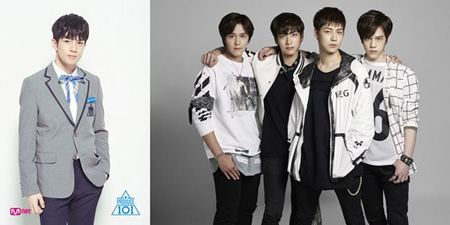 Mnet「プロデュース101(PRODUCE 101)シーズン2」のユ・フェスンが新メンバーとして合流したバンド「N.Flying」が8月にカムバックする。(提供:OSEN)
