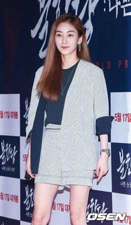女優ワン・ジウォン、ドラマ「病院船」にキャスティング! (提供:OSEN)