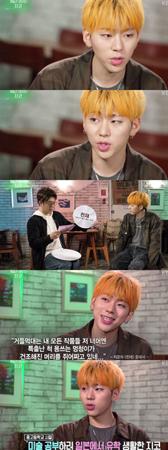 韓国ボーイズグループ「Block B」メンバーのジコ(24)が、音楽を始めたきっかけなど率直に語った。(提供:OSEN)