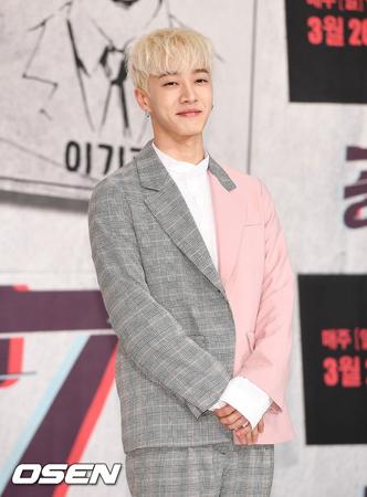 韓国ボーイズグループ「Highlight」メンバーのイ・ギグァン(27)が、ソロで活動する。(提供:OSEN)