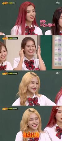 韓国ガールズグループ「Red Velvet」が、将来の希望を番組で語った。(提供:news1)