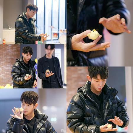 韓国俳優イ・ジュンギが、新ドラマにものすごい情熱をかけているという。(提供:OSEN)