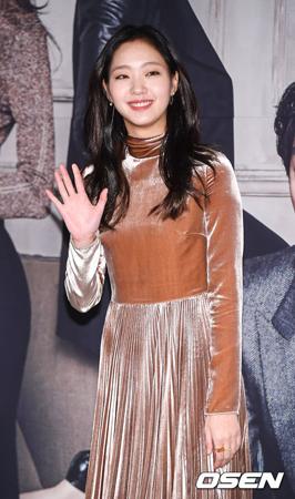 BHエンタテインメントが、韓国女優キム・ゴウン(26)との専属契約を公式発表した。(提供:OSEN)
