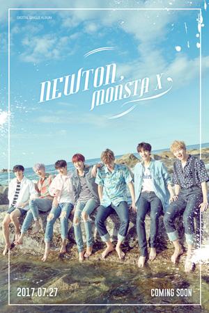 """「MONSTA X」、27日サマーソングを発表""""ファンのためにプレゼント""""(提供:news1)"""