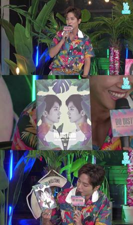 韓国バンド「CNBLUE」メンバーのジョン・ヨンファが、ジャケット撮影のビハインドを明かした。(提供:OSEN)
