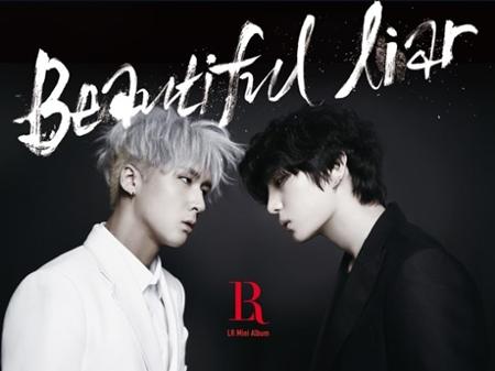 韓国ボーイズグループ「VIXX」ボーカルのレオと、ラッパーのラビによるユニット、「VIXX LR」が、8月に新曲発表を予定している。(提供:OSEN)