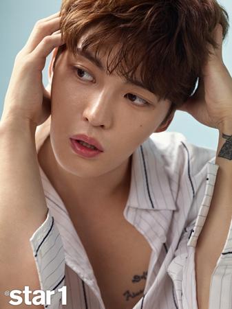 韓国俳優キム・ジェジュン(31、JYJ)が除隊後、KBS2TVドラマ「マンホール-ふしぎの国のピル」でカムバックする心境を伝えた。(提供:OSEN)