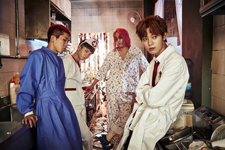 """""""チョン・ジュンヨンバンド""""「Drug Restaurant」、来月4日にカムバック確定! (提供:OSEN)"""