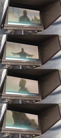 韓国ボーイズグループ「BIGBANG」メンバーのSOLが、アメリカ・LAで新曲のミュージックビデオを制作している。(提供:OSEN)