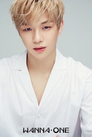 ネットユーザーが「自分をペットにしてほしい芸能人」にアイドルグループ「Wanna One」カン・サニエル(20)を選んだ。(提供:OSEN)