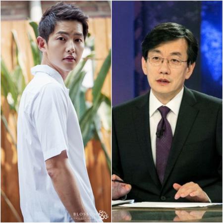 結婚控えるソン・ジュンギ、JTBC「ニュースルーム」出演を協議中(提供:news1)