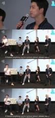 韓国ボーイズグループ「2PM」メンバーのテギョン(28)が、新ドラマ「助けて」への愛情を示した。(提供:OSEN)