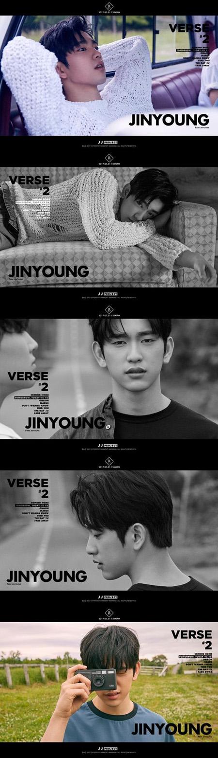 「JJ Project」ジニョン、カムバックティーザー公開! (提供:OSEN)