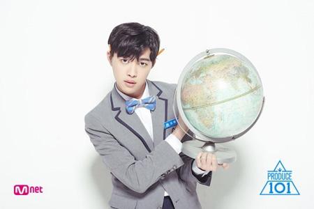 【公式】「プロデュース101」シーズン2のキム・イェヒョン、学業を理由にWIDMAYと専属契約せず(提供:news1)
