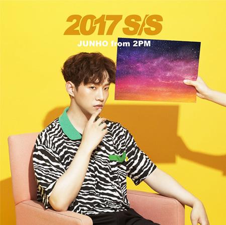 「2PM」ジュノ、日本ソロアルバムがオリコン2位=人気を立証(提供:OSEN)