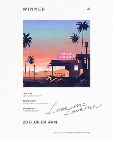 【公式】カムバック控えた「WINNER」、タイトル曲は「LOVE ME LOVE ME」…でディスコに挑戦! (提供:OSEN)