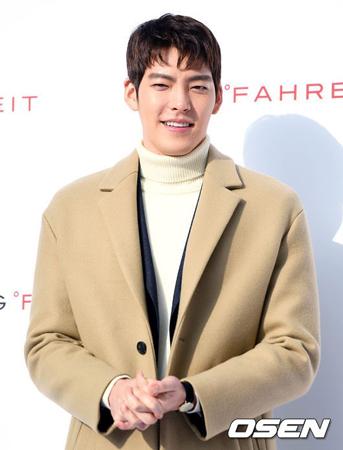 鼻咽頭がんで闘病中の韓国俳優キム・ウビン(28)が、1次抗がん治療を終えた。(提供:OSEN)