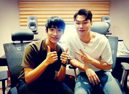 「SEVENTEEN」ドギョム&ヤン・ダイル、8月9日にデュエット曲発表! (提供:OSEN)