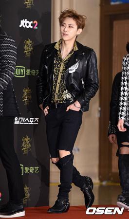 韓国歌手チャン・ヒョンスン(27)が、グループ「BEAST」での活動時に見せた誠意のない態度について謝罪した。(提供:OSEN)